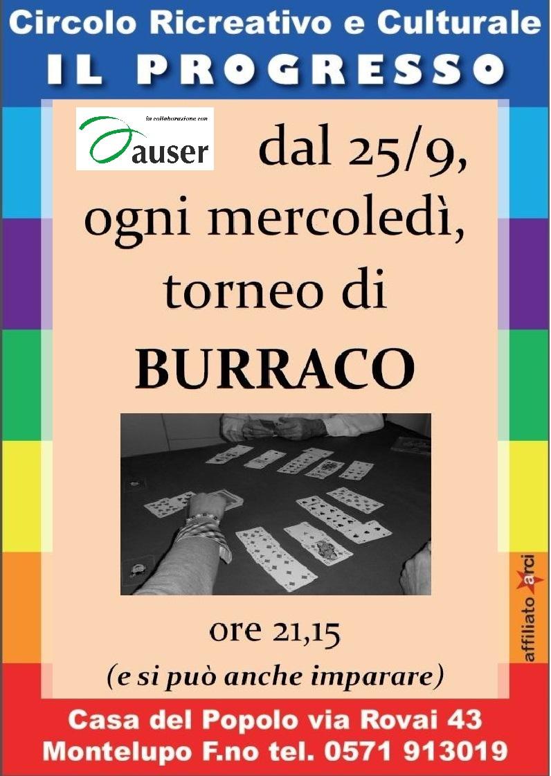 Burraco 2016