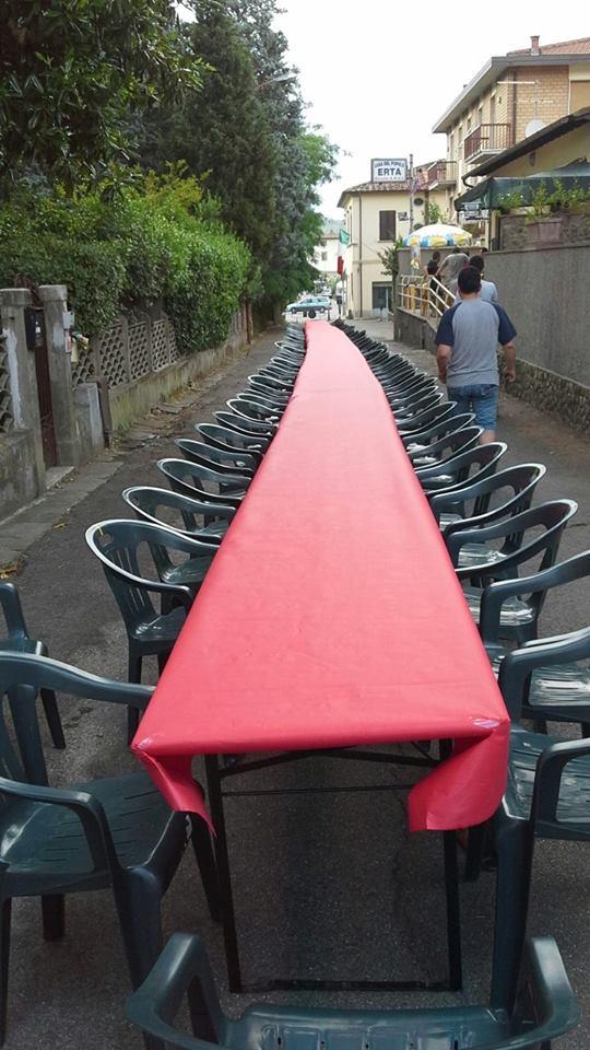 erta a tavola